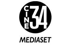 Cine 34 HD In Diretta Streaming Visibile Dall'Italia e Dall'Estero